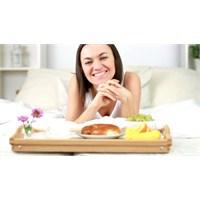 Kahvaltıdan Başlayın…