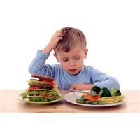 Çocuklara Yemek Yedirmek Ustalık İster