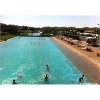 Eskişehir Kentpark (Tr'nin İlk Yapay Plajlı Parkı)