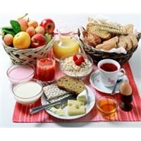 Kahvaltının Önemi Büyük