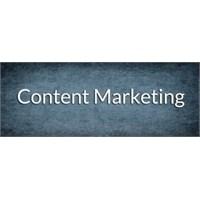 İçerik Pazarlaması(Content Marketing) Ve 2013 !