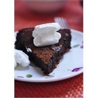 Çikolatalı Unsuz Kek