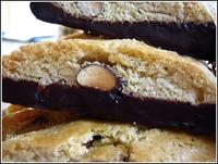 Bademli, Cikolatali Biscotti