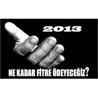 2013 Ramazan Fitre Bedeli Belirlendi