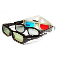 3d Gözlükler Üzerinden 3d Tv Teknolojisi Karşılaşt