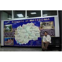 """Vardar'ın Mahzun Güzeli """"Makedonya"""""""