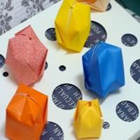 Kağıttan Balon Yapmak