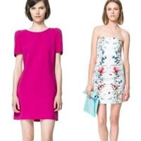 Zara 2013 Etek Ve Elbiseleri