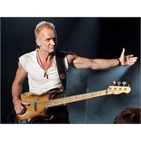 Sting Konserinin Biletleri Satışta!