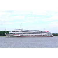 Volga Nehri, Rusya