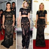 Kim Kardashian - Gwyneth Paltrow Kıyafet Savaşı