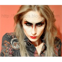 Shadow Lord Halloween Make Up