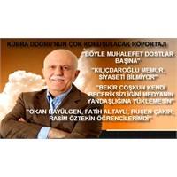 Feyzullah Kıyıklık – Kübra Doğru özel röportajı
