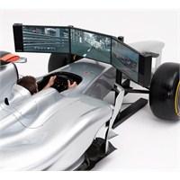 %100 F1 Deneyimi... Tek Eksiği Motoru!