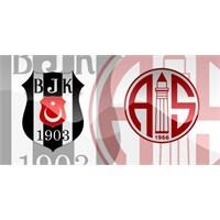 Beşiktaş 1 – 0 Mp Antalyaspor ( 15/04/2013 )
