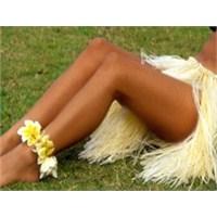 İnce Ve Şekilli Bacaklar İçin 7 Öneri