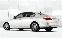 Hyundai nin Lüksü Genesis Sedan Türkiye de