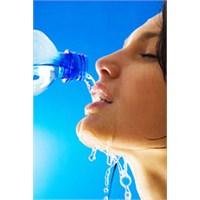 Su İçmek İçmek İçin Susamayı Beklemeyin