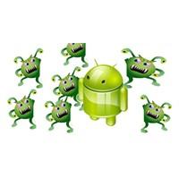 Android'in Virüslerle Başı Oldukça Dertte