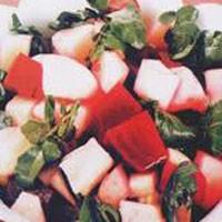 Pancar ve Armut Salatası