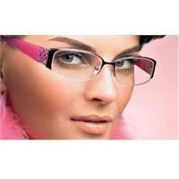 Gözlük Rengine Göre Göz Makyajı