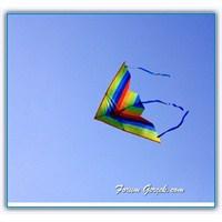 Uçurtma | Uçurtma Yapımı | Uçurtma Çeşitleri