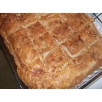 Milföylü- Yufkalı Sodalı Börek