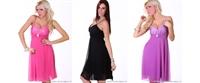 Şifon Elbise Modelleri 2010