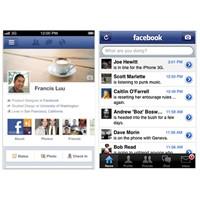 İphone Kullanıcıları İçin Facebook Zaman Tuneli