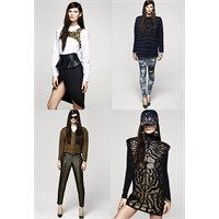 H&m 2012-2013 Sonbahar-kış Modelleri