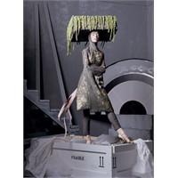 Alexander Mcqueen'in Müzelik Tasarımları Vogue'da