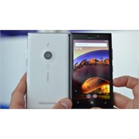 Nokia Windows Phone 8 Uygulaması