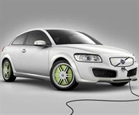 Tamamen Elektrikli Yeni Volvo C30