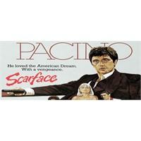 Scarface (Yarali Yüz) Tony Montana!