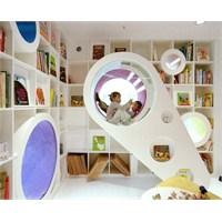 Japonya'da Bulunan Çocuk Kütüphanesi!