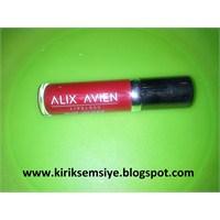 Alix Avien Kan Kırmızı Parlatıcı