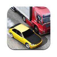 Traffic Racer Türk Yapımı Araba Yarışı İphone Oyun