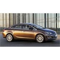 Yeni Opel Astra Sedanın Fiyatı 45 Bin Liranın ...