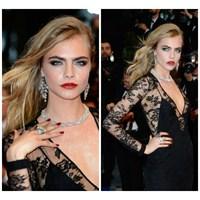 66. Cannes Film Festivali Makyaj Ve Saç Modelleri
