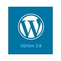 Wordpress 3.8 Parker Çıktı