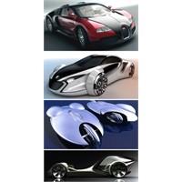 Çılgın Araba Modelleri