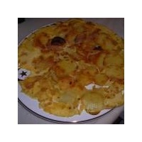Yumurtali Patates Tavasi