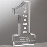 Amcanıza Özel 1 Numara Ödülü