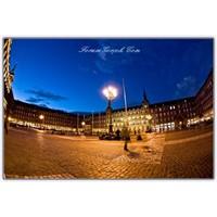 Plaza Mayor Meydanı, Tövbe Etmiş Bir Katil