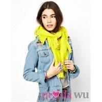 Trend Alarmı : Bayan Kışlık Fular Modelleri