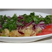 Közlenmiş Patlican Salatasi