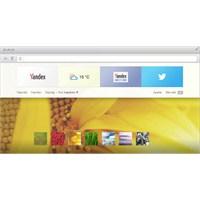 Yandex.Browser 1.7 İndirmeye Hazır...