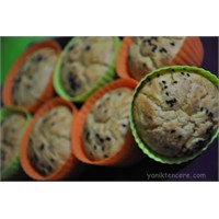 Patatesli Muffin- Patatesli Kek