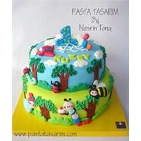 Muhteşem Doğum Günü Pastaları...