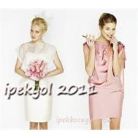 2011 İpekyol Yaz Elbiseleri